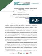 HOUDART, Sophie - Humanos e não humanos na Antropologia - Tradução - II Seminário Mapeando Controvérsias.pdf