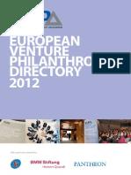Evpa Directory 2012