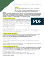 Agricultura de Los 22 Departamentos de Guatemala