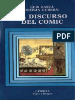 El Discurso Del Comic Roman Gubern Luis Gasca