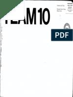 Manual del Team 10 (Team 10 Primer) Versión en Español