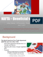 NAFTA - Beneficial or Costly