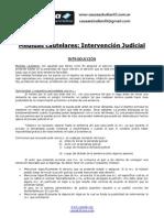 Actuacion Profesional Judicial - Medidas Cautelares