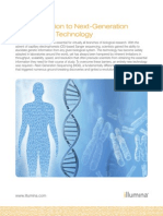 Introduction to Next-Generation Sequencing Technology