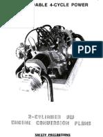 Conversion Motor Volkswagen