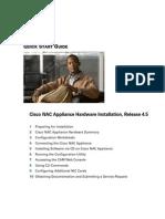 Cisco NAC Appliance Hardware Installation, Release 4.5.pdf