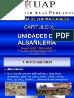 Cap. 10 Unid. Albañileria