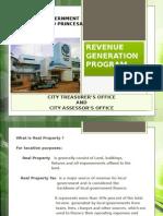 PPCity Revenue Generation Program