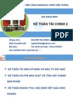 KE TOAN TAI CHINH