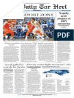 The Daily Tar Heel for Jan. 27, 2015