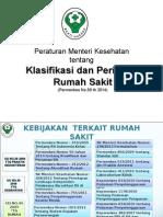 Permenkes 56 Th 2014 Tentang Klasifikasi Dan Perizinan RS