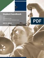 Llb Handbook 2013 14 Full