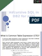 HDUG 4 Recursive SQL