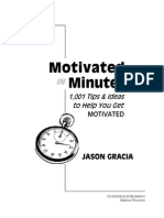 Motivated in Minutes