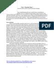 Cisco Case Discussion Results 2012