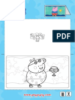 Daddy Pig Activity Pack