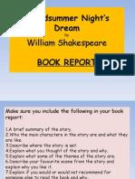 A Midsummer Night's Dream - Book Review