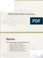 1 . MSOFTX3000 BAM Introduction.ppt