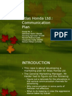 Atlas Honda Ltd