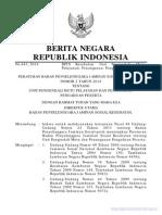 Peraturan BPJS 2 Tahun 2014