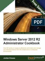 9781784393076_Windows_Server_2012_R2_Administrator_Cookbook_Sample_Chapter