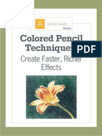 Artist Da Il Colored Pencil Tech 1