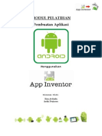 Modul Appinventor
