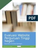 Analisa website universitas diponegoro