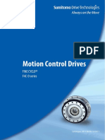 Motion Control Drives