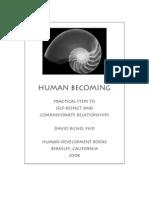 Human Becoming