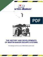 History Development Mk1-Mk10 Ejection Seats
