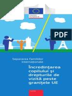 Separarea familiilor internaționale