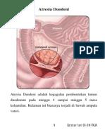 Atresia Duodenum I