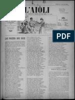 L'Aiòli. - Annado 06, n°197 (Jun 1896)