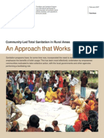 WSP Community Led
