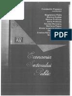 Economia Sectorului Public (1)
