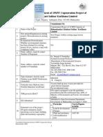 Bhimashankar SSK Details