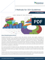 GCPseminar on Using Statistical Methods for ICH Guidelines