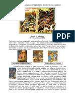 DESCRIEREA BATALIEI DE LA POSADA, ROVINE SI CALUGARENI
