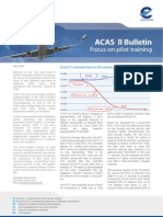 ACAS II Bulletin 12 - Focus on Pilot Training