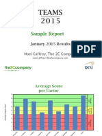 teams 2015 sample report