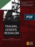 Trauma Gender Irodalom