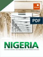 Nigeria Economic Outlook 2015