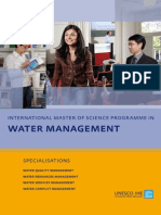 Water Management Course