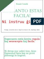 Esperanto Estas Facila PDF