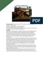 Care Sheet - Fire Bellied Newt
