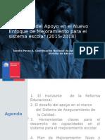 PresentaciónACProyecciòn Apoyo Ministerial SP (Sandra Pavez)