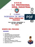 Diseño Del Proceso (T)