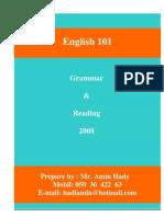 101 Grammar