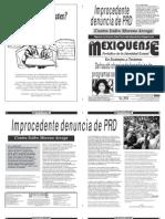 Diario El mexiquense 27 enero 2015